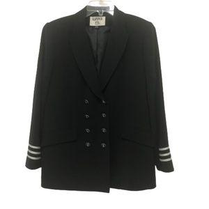 Kasper Navy Blazer Size 10P